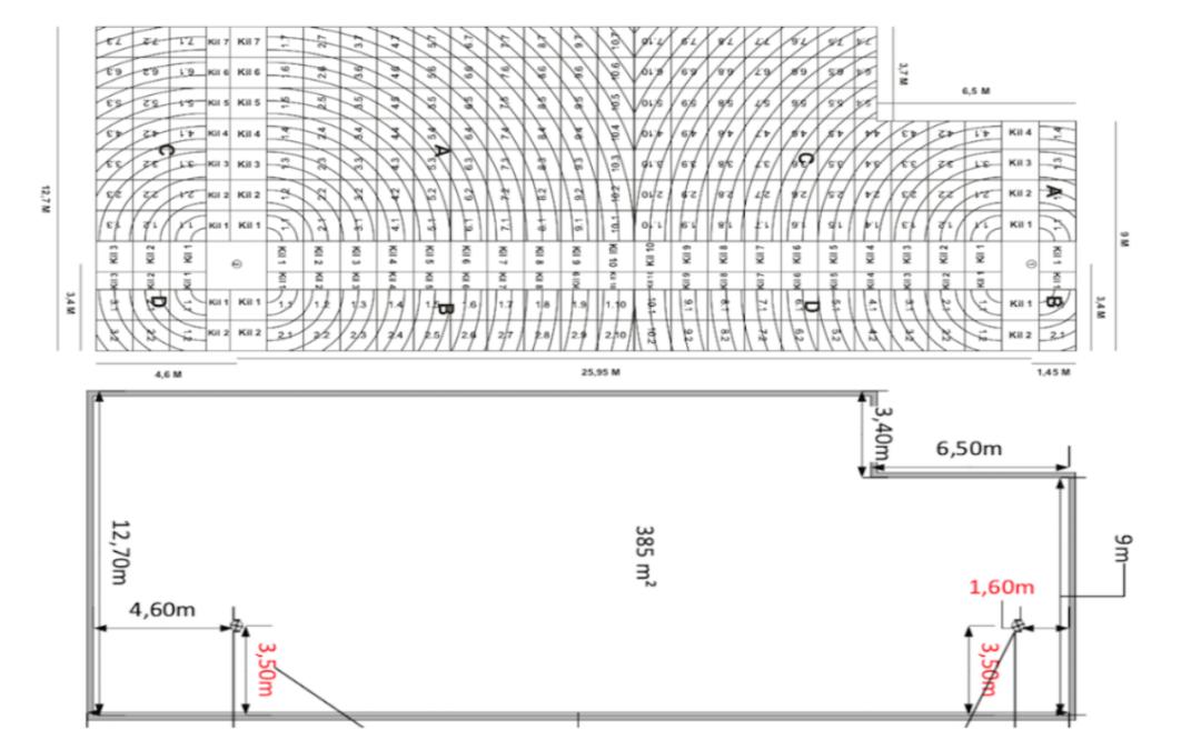 Prosjekt Filipstads Sykehus: Tak 385M²